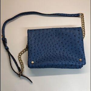 Street Level Blue Cross Body Bag